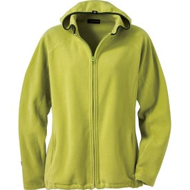 Kolana Microfleece Hoodie by TRIMARK Imprinted with Your Logo