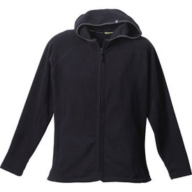 Branded Kolana Microfleece Hoodie by TRIMARK
