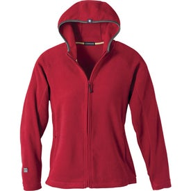 Customized Kolana Microfleece Hoodie by TRIMARK