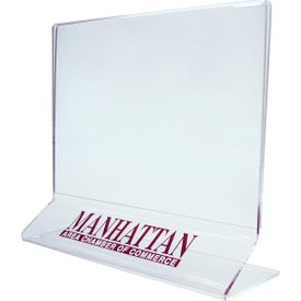 Single Sided Large Photo Sign Holder