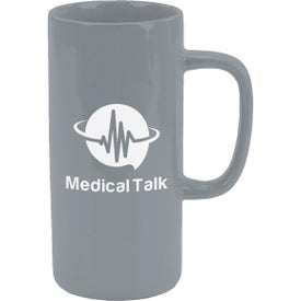 Ceramic Tall Mugs (20 Oz.)