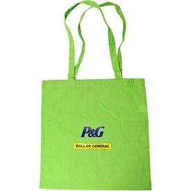 Personalized 100% Cotton Tote Bag