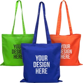 100% Cotton Tote Bag for Marketing