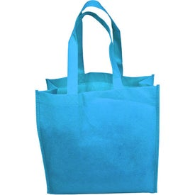"""Personalized 13"""" Non-Woven Tote Bag"""