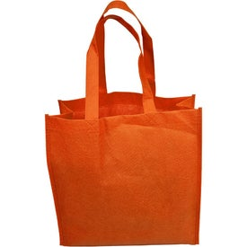 """13"""" Non-Woven Tote Bag for Your Church"""