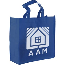 "Customized 13"" Non-Woven Tote Bag"
