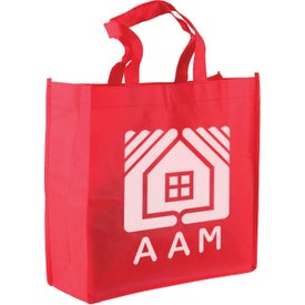 "13"" Non-Woven Tote Bag for your School"