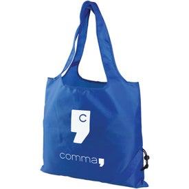 "Logo 15"" Cinch Travel Tote Bag"