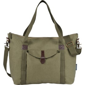 """Field & Co. 15"""" Scout Computer Tote Bag"""