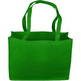 "Custom 16"" Non-Woven Tote Bag"