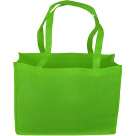 "16"" Non-Woven Tote Bag for Your Company"