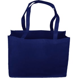 "16"" Non-Woven Tote Bag with Your Slogan"