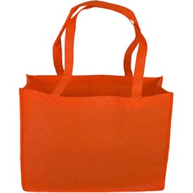 "16"" Non-Woven Tote Bag for your School"