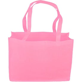 "Monogrammed 16"" Non-Woven Tote Bag"