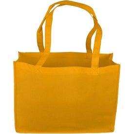 "Monogrammed 16"" Non-Woven Tote Bag"