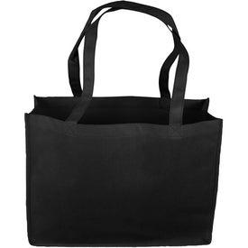"Printed 16"" Non-Woven Tote Bag"