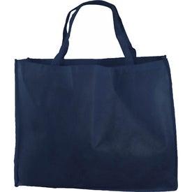 """Imprinted 20"""" Non-Woven Tote Bag"""