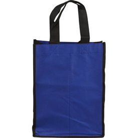 Advertising Two-Bottle Wine Tote