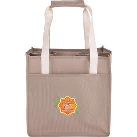 4-Bottle Wine Tote Bag