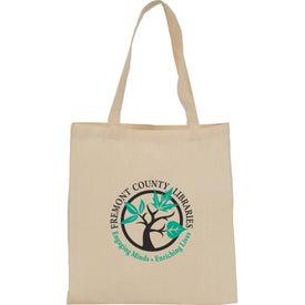 4 oz. Basic Cotton Tote Bag