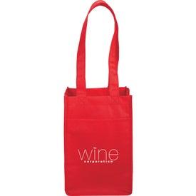 4-Pack Wine Tote Bag