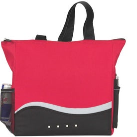 Personalized 4 Square Tote Bag