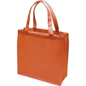 Monogrammed Abe Celebration Tote Bag