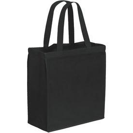 Printed Abe Celebration Tote Bag