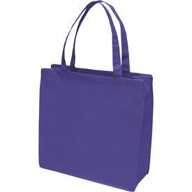 Logo Abe Celebration Tote Bag