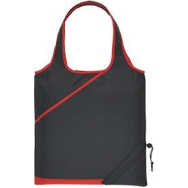 Accent Foldaway Tote Bag