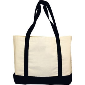 Imprinted Accent Tote