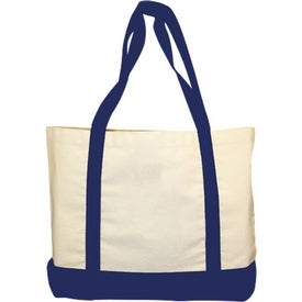 Customized Accent Tote