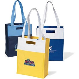 Accent Tote for Advertising