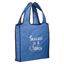 Custom Access Foldable Tote