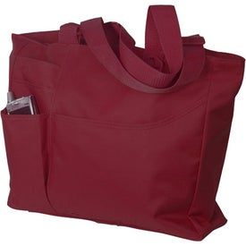 Accessory Tote Branded with Your Logo