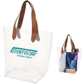 Accord Clear Tote Bags