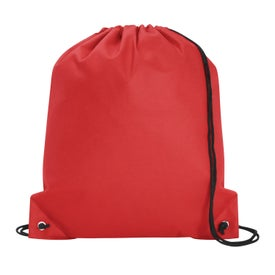 Poly Pro Drawstring Tote Bag for Your Organization