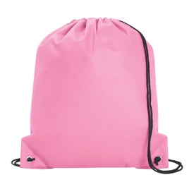 Poly Pro Drawstring Tote Bag for Customization