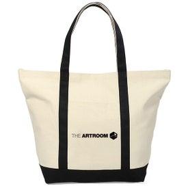 Monogrammed Admiral's Boat Bag
