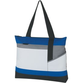 Advantage Tote Bag with Your Slogan