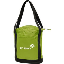 Logo Adventure Junior Tote Bag
