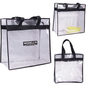 Advertising All Access Tote Bag