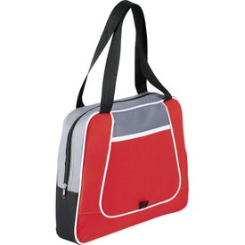 Imprinted Alley Business Tote Bag