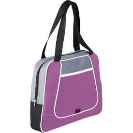Alley Business Tote Bag Imprinted with Your Logo