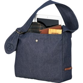 Alternative Cross Body Slouch Tote Bag