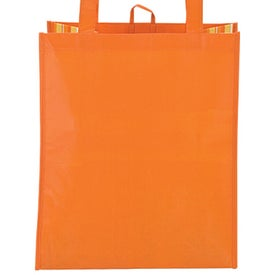 Andria PET Laminate Tote Branded with Your Logo