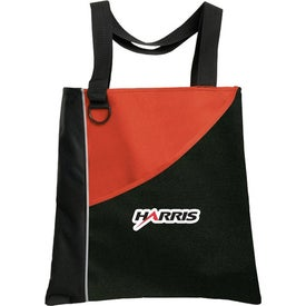 Angle Convention Tote Bag Branded with Your Logo
