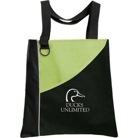 Angle Convention Tote Bag for Your Company