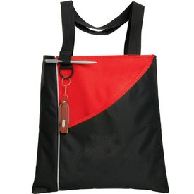 Advertising Angle Convention Tote Bag
