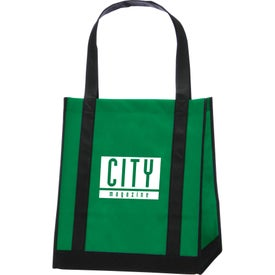 Imprinted Apollo Grocery Tote